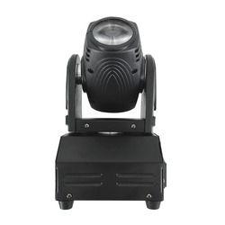 Vente chaude mini LED 10 W Spot Faisceau Mobile Tête Lumière Lyre DMX512 Stade Lumière Stroboscope Pour Le Divertissement À Domicile Professionnel stade