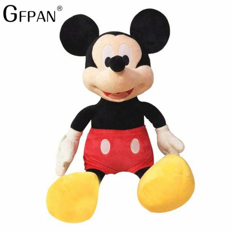 vip link for drop shipping Stuffed Mickey&Minnie Mouse Plush Toy Dolls Birthday Wedding Gifts For Kids Baby Children