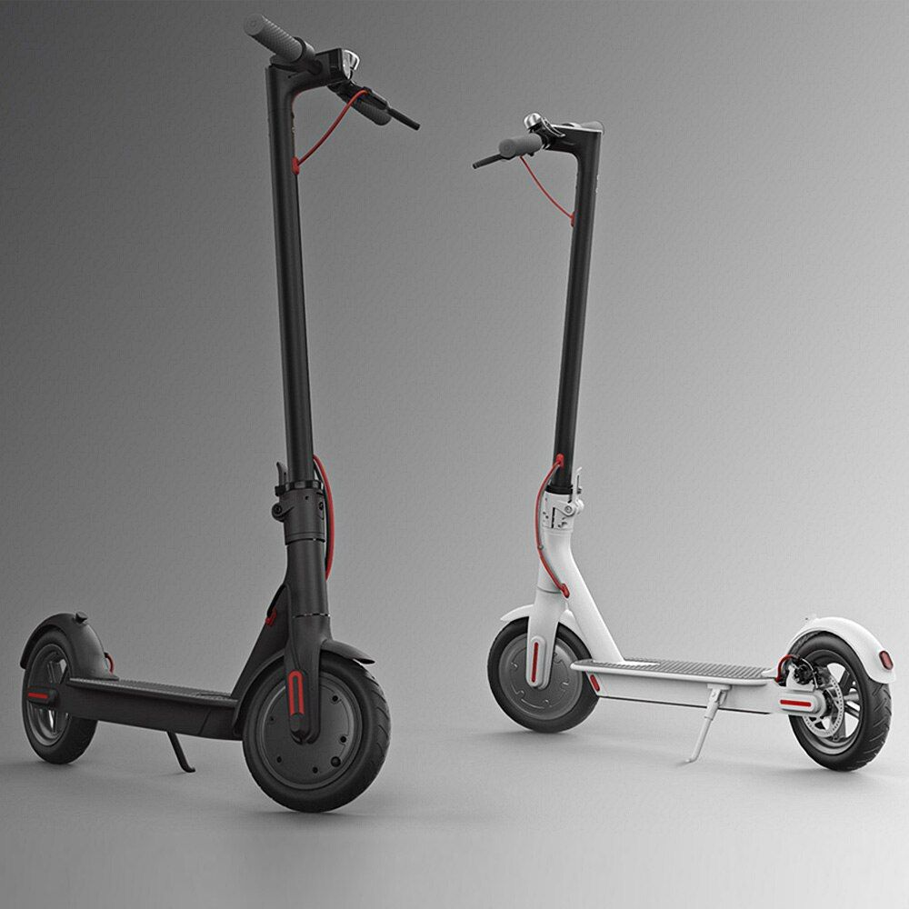 Original Smart Electric Foldable Lightweight Long Board Hoverboard Skateboard 30KM Mileage