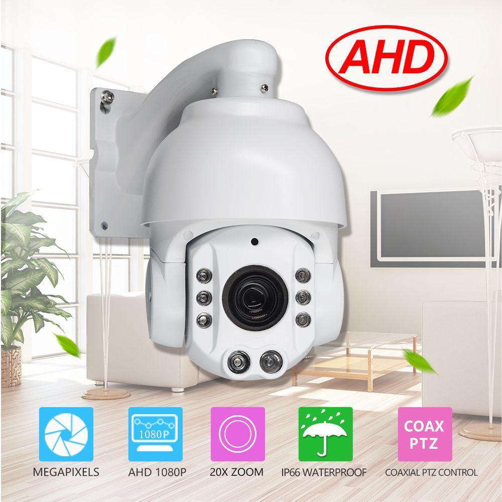 CCTV Sécurité Extérieure IP66 Vitesse Dôme 4