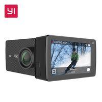 Yi 4k + (плюс) набор с экшн-камерой международное издание первого 4 К/60fps amba H2 SOC Cortex-A53 IMX377 12MP CMOS 2,2
