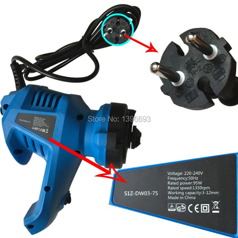 Electric Drill Bits Sharpener,Drill Grinder, grinding drill sharpener, drill sharpeners for Novices.