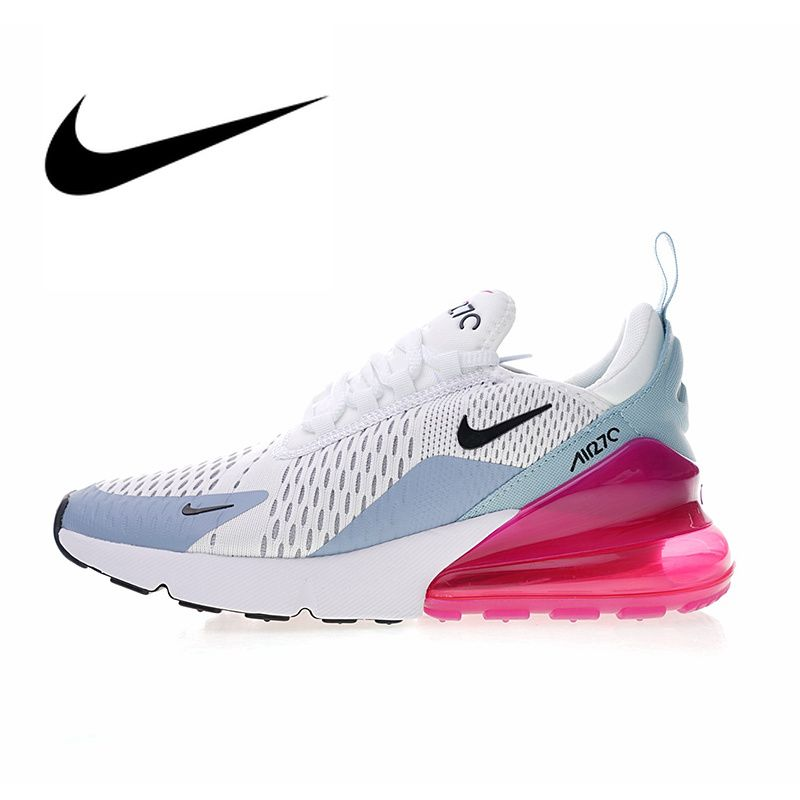 NIKE Air Max 270 Women's Breathable Running Shoes Sport Outdoor Sneakers Top Quality Athletic Designer Footwear 2018 New Jogging