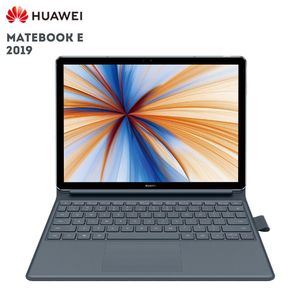 Neue HUAWEI MateBook E 2019 12,0 zoll Laptop Windows 10 Qualcomm SDM850 8 GB 256 GB Fingerprint Sensor 4G Tablet PC