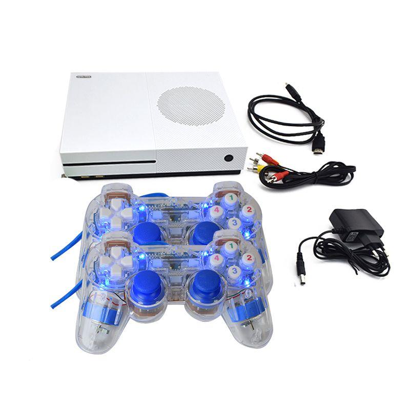 HD TV Spielkonsolen Eingebaute 600 Verschiedene 4 GB Videospiel-konsole HDMI TV Out Klassische Spiele Für GBA/SNES/SMD/NES Spiel