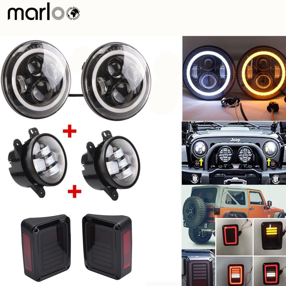 Marloo Wrangler LED 7
