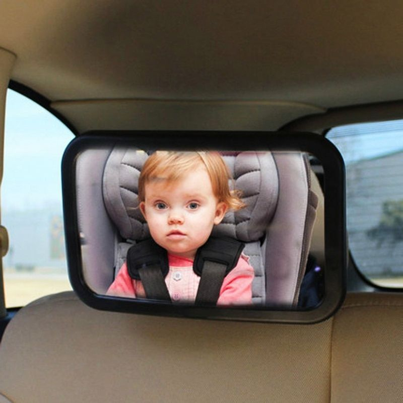Universal Car Rear View Mirror Baby Chair Mirrors Car Safety Backseat Rear View Observe Mirror