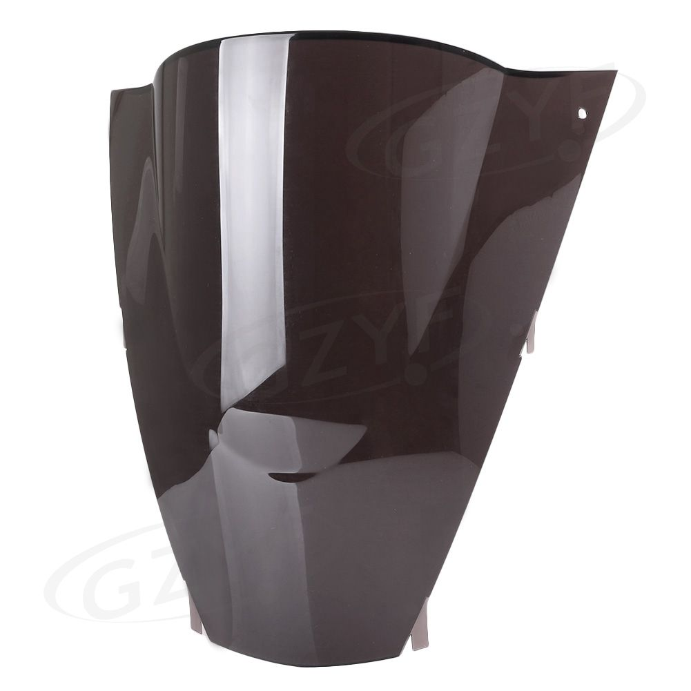 Motorcycle Windscreen Windshield For Kawasaki Ninja ZX12R 2002 2003 2004 2005 High Quality ABS Plastic