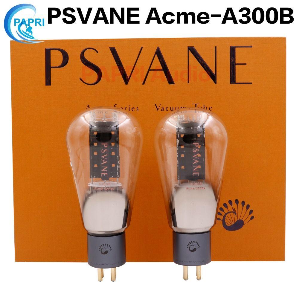 PAPRI Neueste 2 PCS Psvane Acme A300B Vakuum Rohr 300B Schatz Für Audio HIFI DIY Gitarre Rohr Verstärker Abgestimmt Paar