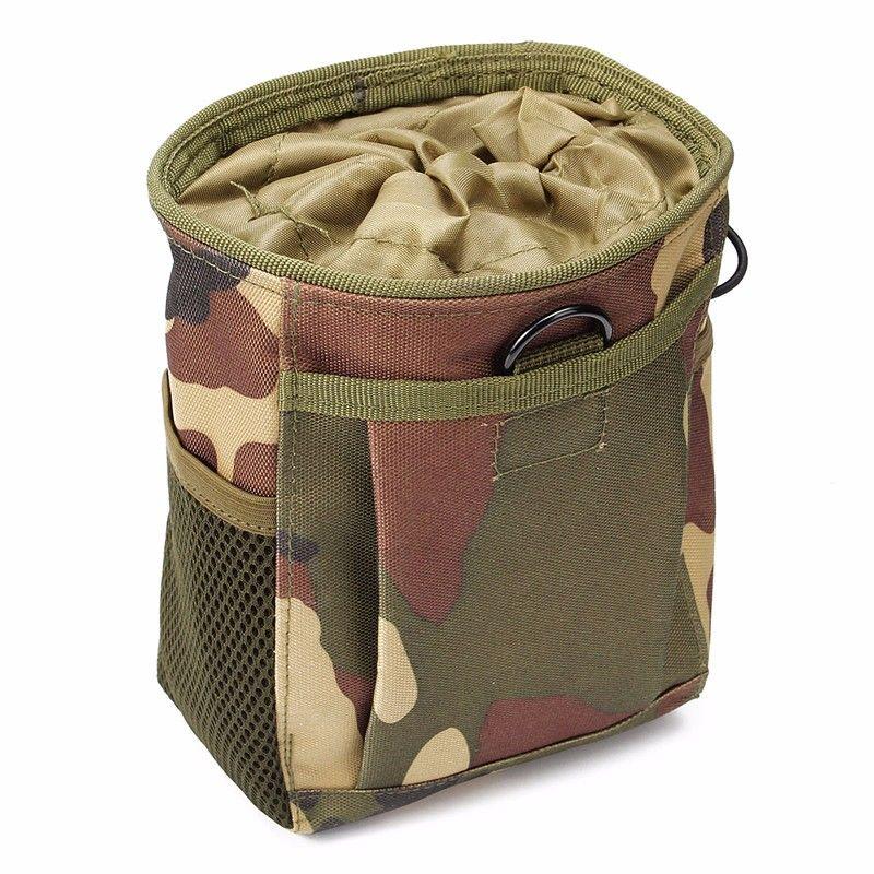 1 stücke 15x8,5x20 cm 600D Nylon Polyester Dump Drop Reloader Pouch Military Tactical rifle tasche jagd beutel
