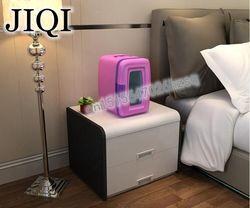 EDTID Mini coche refrigerador alimentos cosméticos refrigeración congelador coche casero Popular Convinent y ahorro de energía 10L 48-60 W