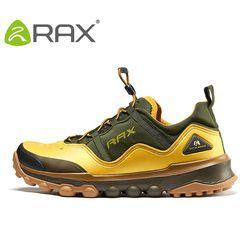 Rax Outdoor Bernapas Hiking Sepatu Pria Ringan Walking Trekking Wading Sepatu Sneakers Pria Outdoor Sneakers Pria