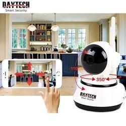 Daytech дома безопасности IP Камера Беспроводной Wi-Fi Камера наблюдения 720 P Ночное видение CCTV Видеоняни и радионяни DT-C8815