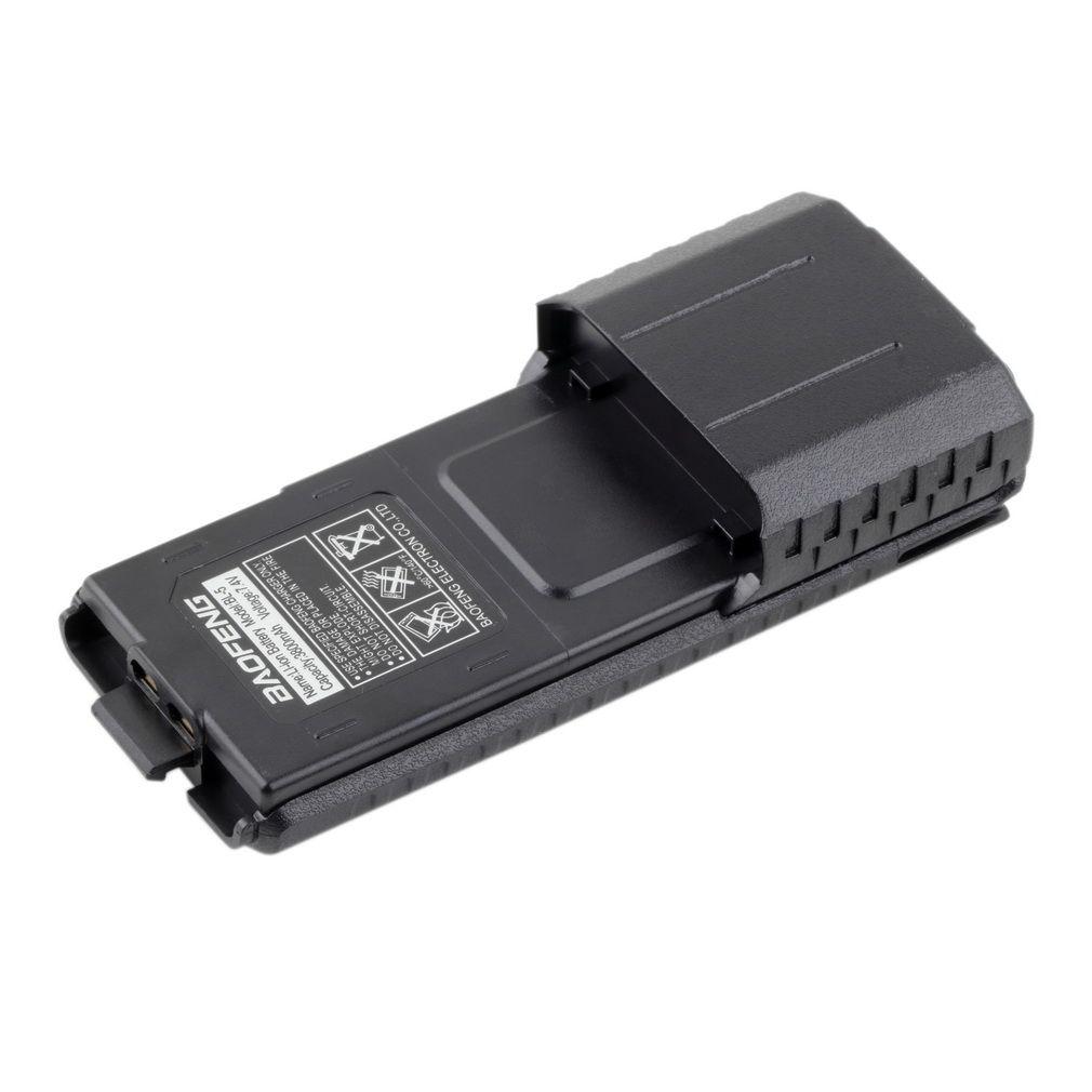 2 шт. для Baofeng BL-5L 3800 мАч 7.4 В Расширенный Литий-ионный Батарея для Baofeng UV-5R Радио Прямая доставка Оптовая продажа