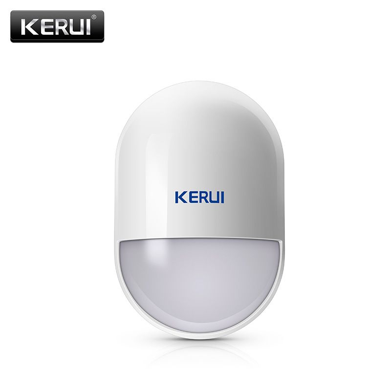 KERUI P829 Wireless PIR Motion <font><b>Detector</b></font> for KERUI Home Alarm System Smart Home Motion <font><b>Detector</b></font> Sensor With Battery
