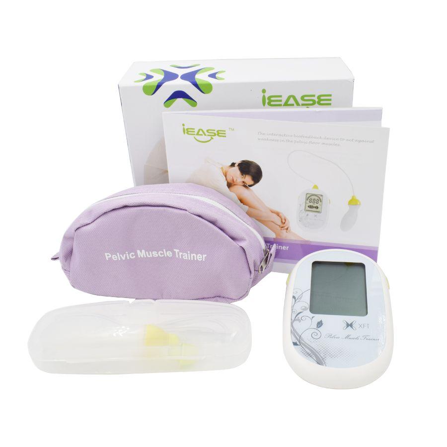 2017New Health Care Tens Kegel Exerciser Vaginal Massage Machine Pelvic Floor Trainer Vaginal Stimulator Device Gift For Women