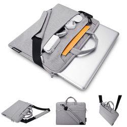 Pofoko Waterproof Laptop Bag Case for Macbook Pro 13 15 2016 Bag for Xiaomi Notebook Shockproof Laptop Case for Macbook Air 13.3