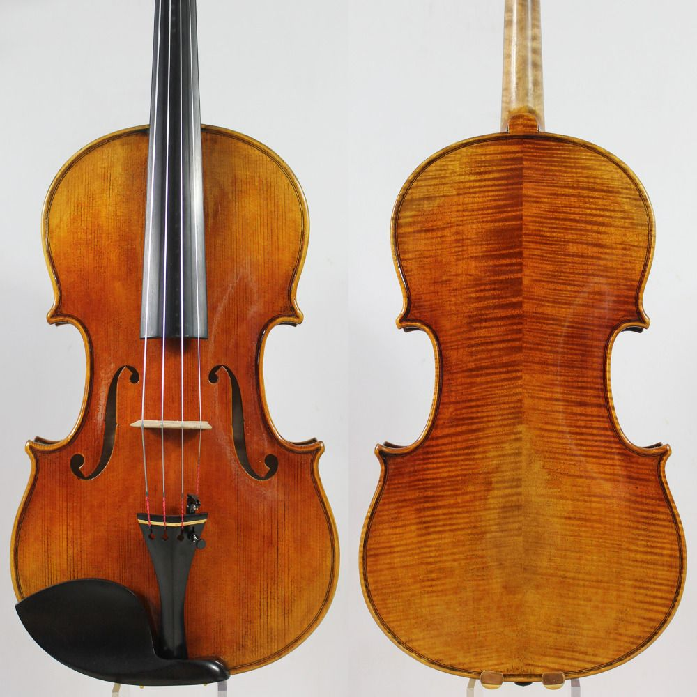 Top Oil Varnish! Copy Antonio Stradivari 15