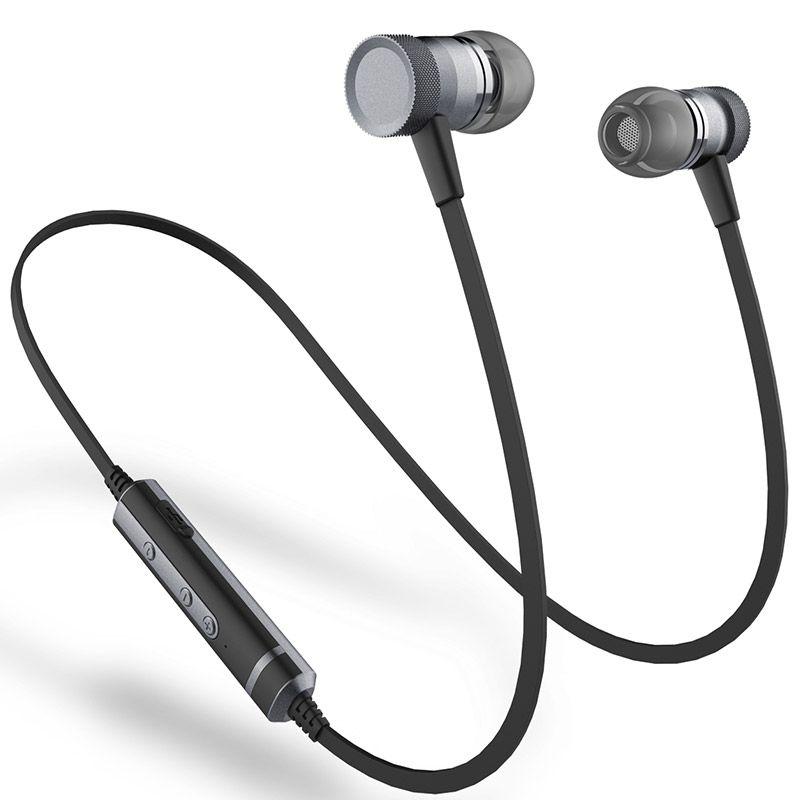 <font><b>Sound</b></font> Intone H6s Bluetooth Earphone With MIC Wireless Earphones Sweatproof Sport Earbuds Strong Bass MP3 HIFI Earpiece for Xiomi