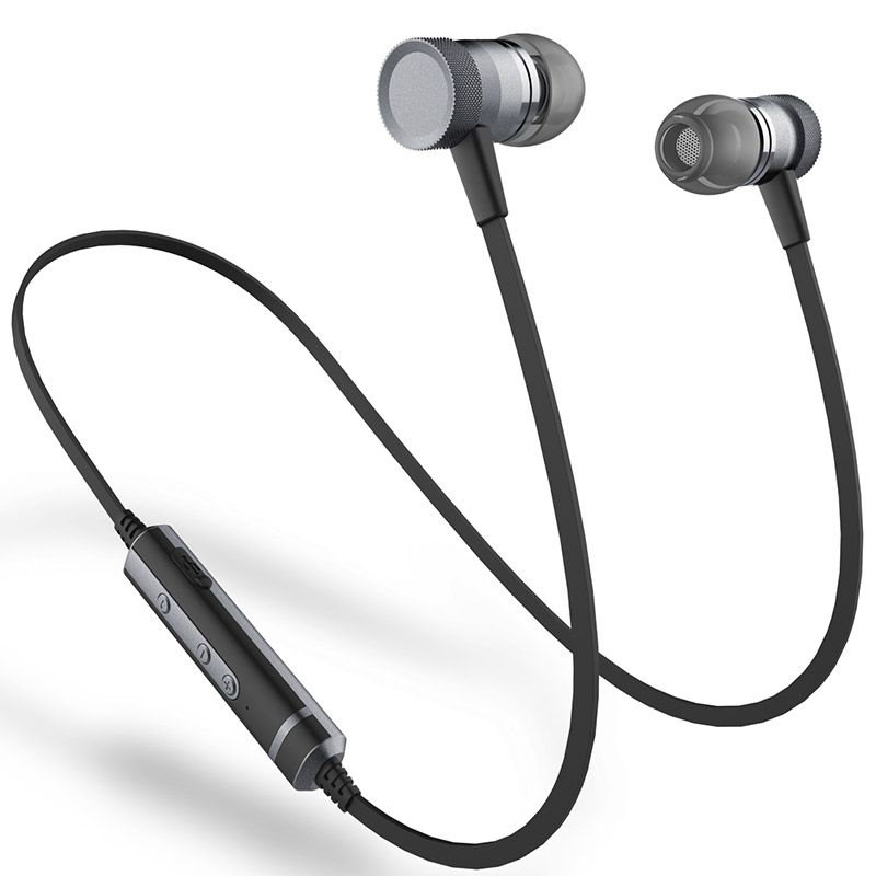 Sound Intone H6s Bluetooth Earphone With MIC Wireless Earphones Sweatproof Sport Earbuds Strong <font><b>Bass</b></font> Earpiece for Xiomi MP3 iOS