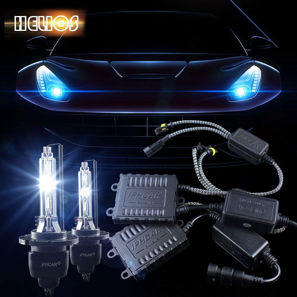 35w AC hid xenon kit canbus xenon ballast h1 h4 h7 h8 h11 hb3 hb4 h13 9007 9008 bulb white color 6000k car headlight auto lamp