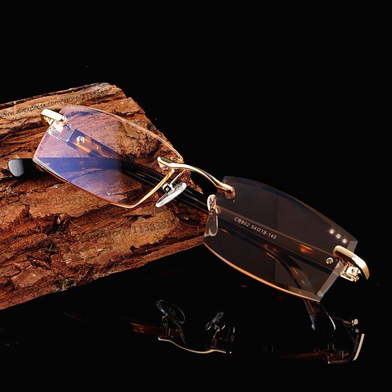 Hohe qualität schneiden presbyopie linsen platz lesebrille mode presbyopie brille für hyperopie männer