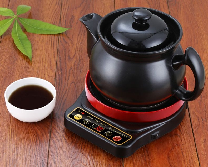 Electric kettle Automatic Chinese medicine pot decoction electric boil Safety Auto-Off Function