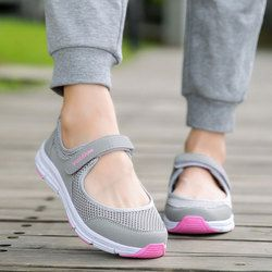 MWY Women Breathable Casual Shoes New Women's Soft Soles Flat Shoes Fashion Air Mesh Summer Shoes Female tenis feminino Sneakers