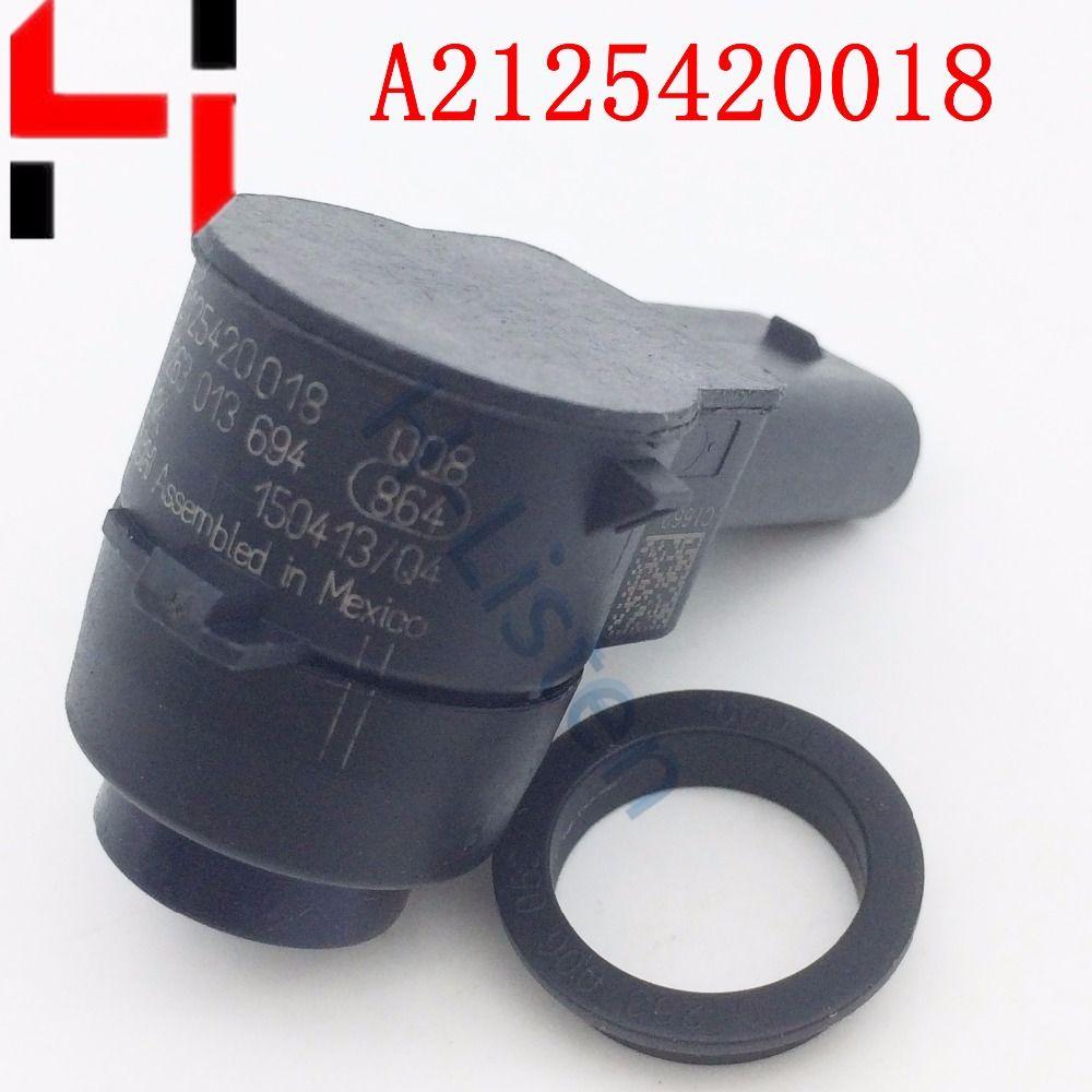 Pack Stationnement PDC Capteurs De Vitesse Pour C300 E500 S400 SLK250 ML350 ML550 ML63 AMG 2125420018 A2125420018