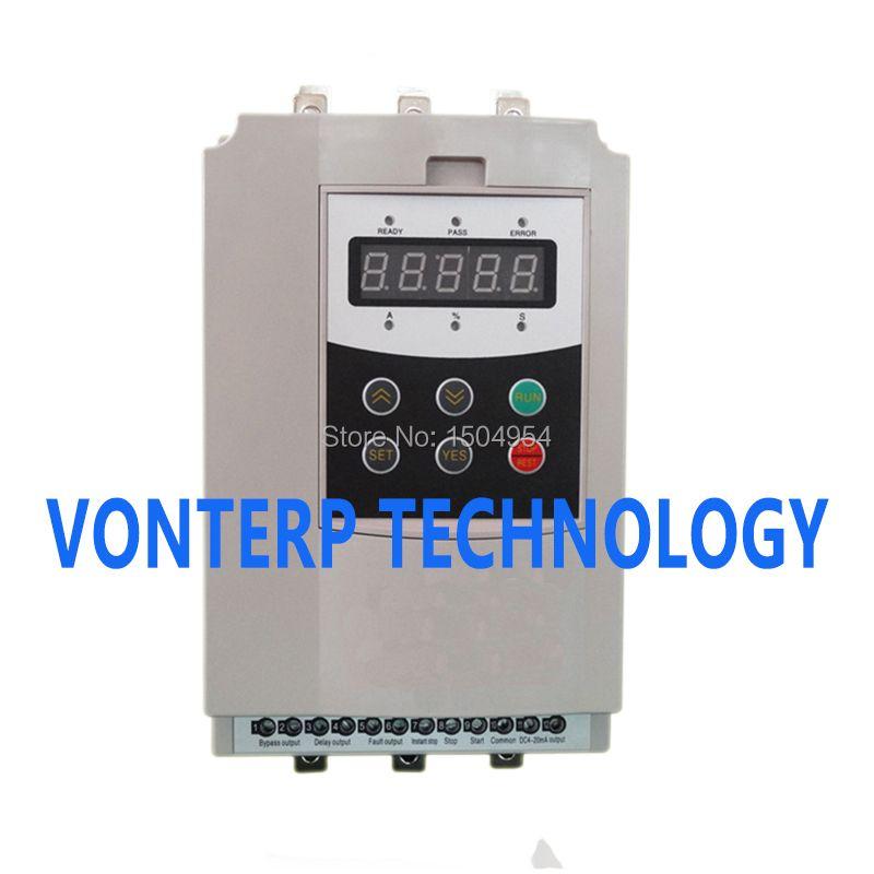 55KW soft starter 380V, soft starters , three phase 380vac 55kw soft starter/ intelligent motor soft starter