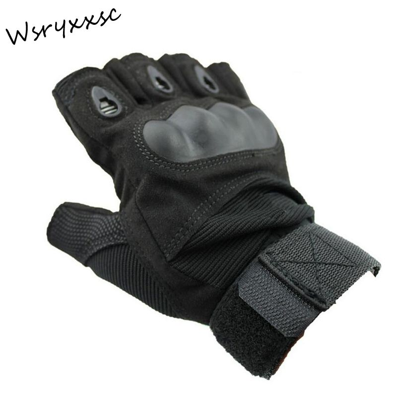 3 color outdoor sports Motorcycle Gloves Pro biker half finger Racing motocross motorbike  gloves  Dirt moto