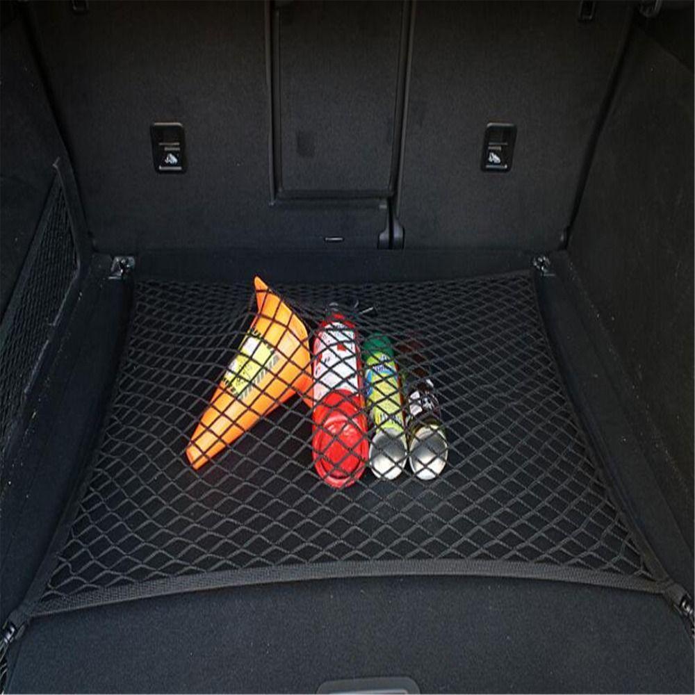 4 haken 60*80 cm Auto Universal Stamm Cargo Net Mesh Lagerung Organizer Für Lexus RX NX GS CT200H GS300 RX350 RX300