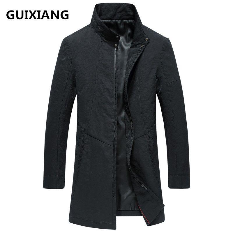 2017 herbst neue art männer hochwertige mode freizeitjacke männer trenchcoat jacken männer mantel windschutz größe M-3XL