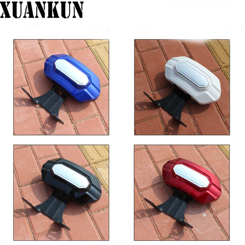 XUANKUN Electric Scooter Backrest Motorcycle Accessories Backrest Electric Car Back Cushion