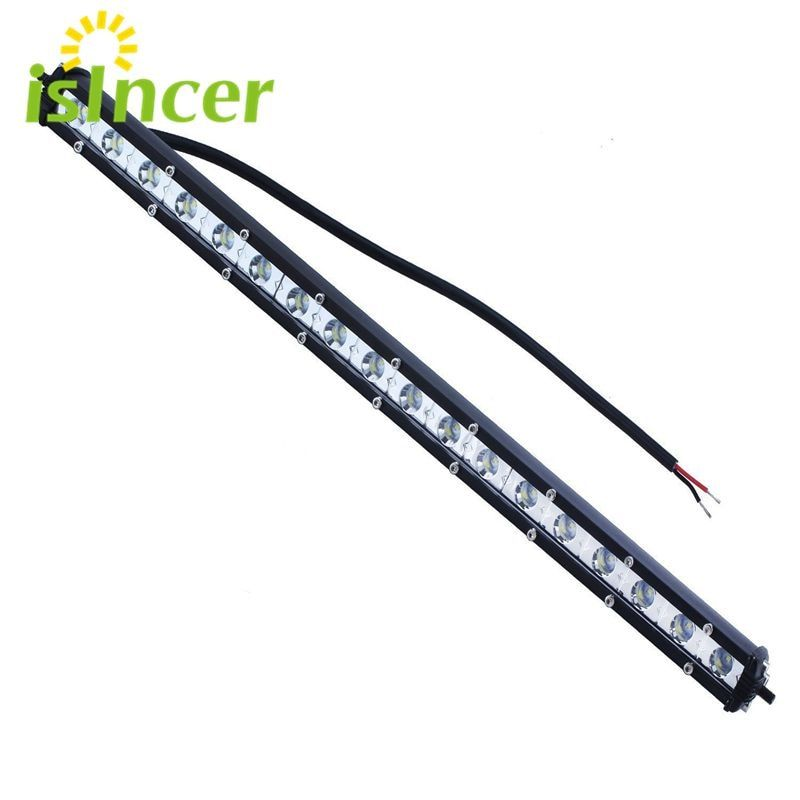 19 inch 54W with Cree Chip LED Work Light Bar Car LED Driving Lamp Offroad Light Foglight 12V 24V Tractor Work Lights for VW bmw