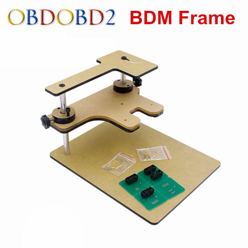 Full Set BDM Frame With Full Adapters For KESS BDM100 / CMD100 / FGTECH V54 BDM Frame Full Sets ECU Proframmer Free Shipping