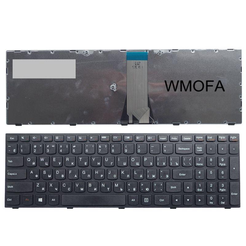 RU Pour LENOVO G50-70AT B50-70 B50-80 Z50-70 Z50-70A Z50-75 Z50-80E E50-70 E50-80 B51 B51-30 B71 G51 Ordinateur Portable Clavier Russe