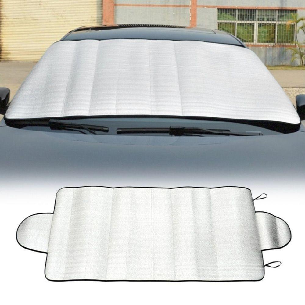 Professionelle Staubdicht Auto Windschutzscheibe Abdeckung Wärme Sonnenschutz Windschutzscheibe Anti Frost Einfrieren UV Verblassen Protector 192x70