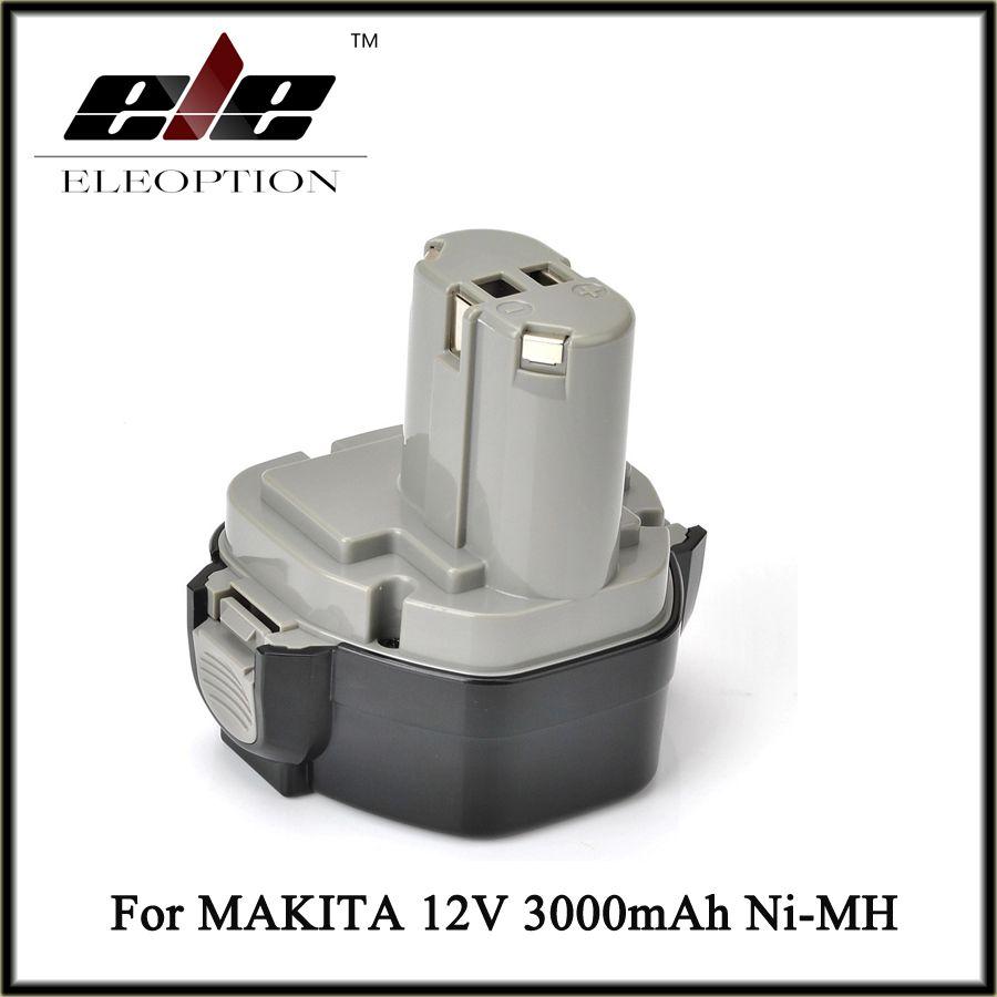 12V Extended Ni-MH 3.0AH <font><b>3000mah</b></font> for MAKITA Battery 1234 1233 1235F 192698-8 193157-5 Batteries Cordless Drill Power Tool