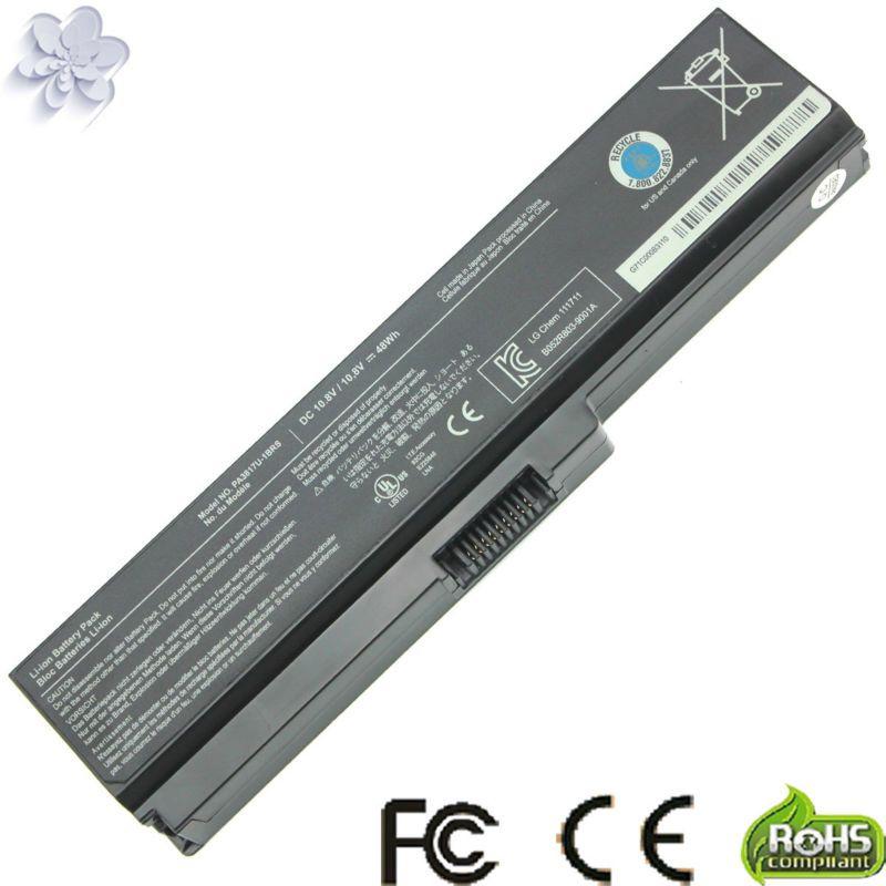 Laptop Akku Für TOSHIBA Satellite PA3817U-1BRS L600 L635 L645 L650 L655 L670 L700 L730 L735 L740 L745 L750 L755 A600 C600