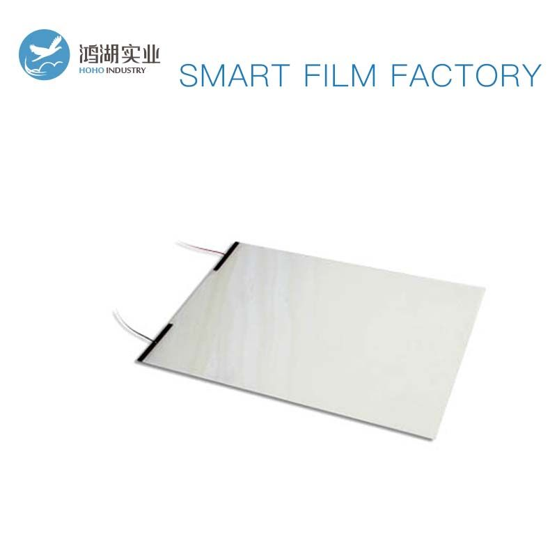 8Pcs 100 * 515mm WHITE Smart Switchable Glass Film PDLC Smart Tint Film for Car Window