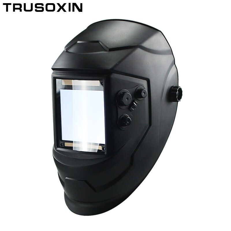 Big View Eara 4 Arc Sensor DIN5-DIN13 Solar Auto Darkening TIG MIG MMA Welding Mask/Helmet/Welder Cap/Face mask/Welder Goggles