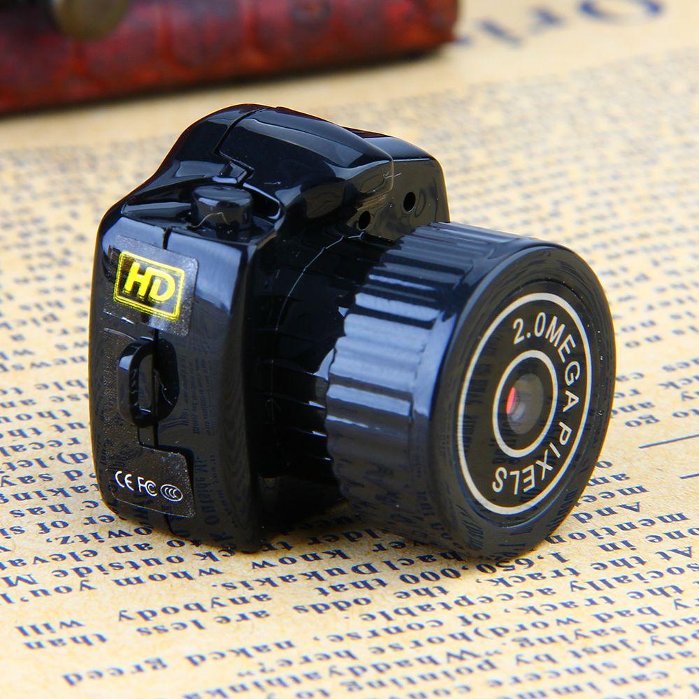 Миссис Win Y2000 Мини Камера комплект цифровой видеокамера Micro видеорегистратор Регистраторы HD веб-маленький палец Камера с брелок камера s