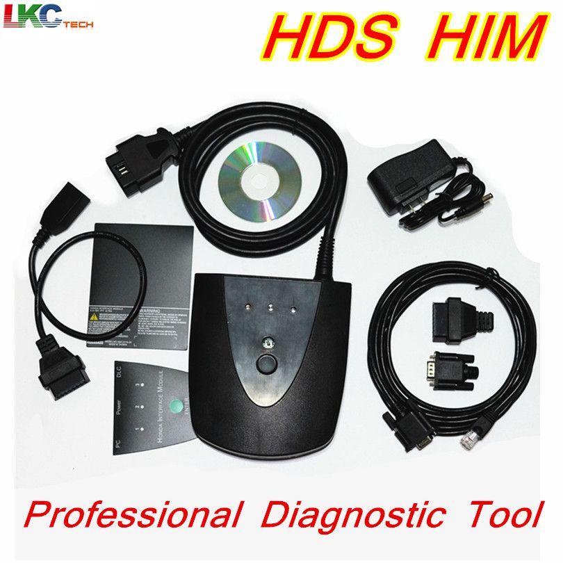 For Ho//n--da HDS HIM Newest V3.101.015 Professional OBD2 Diagnostic Tool for Ho//n--da HDS Scanner HIM HDS Cable