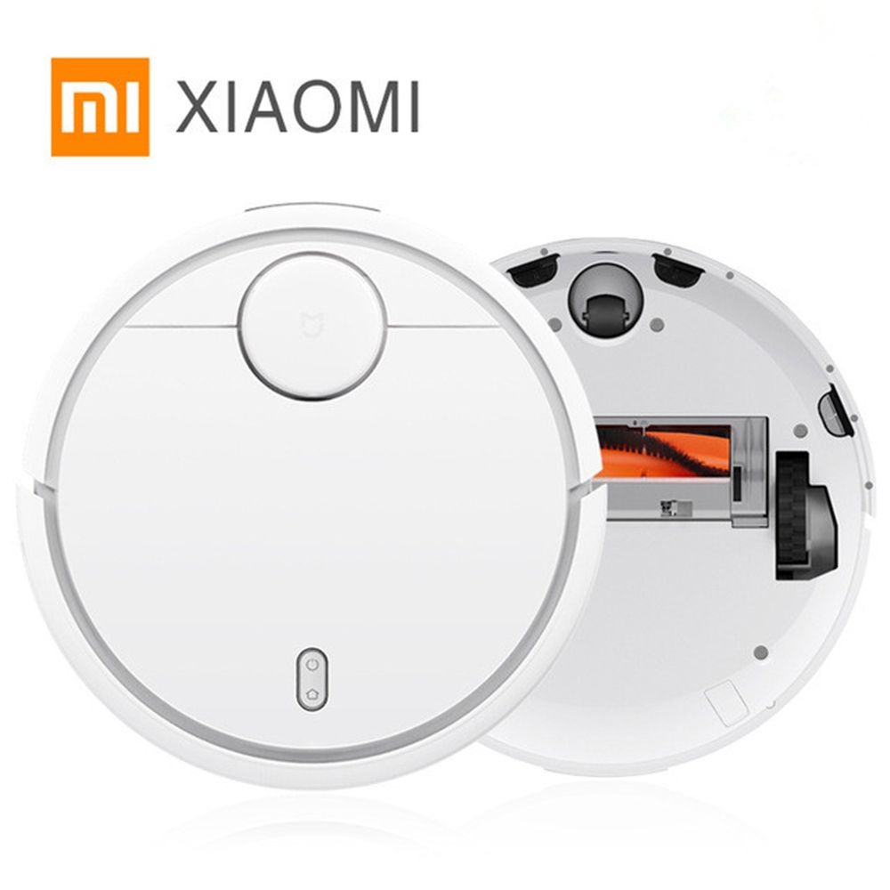 Original Xiaomi Mi Robot Vacuum Cleaner App Remote Control First-Generation Smart Intelligent Sensors System Path Planning