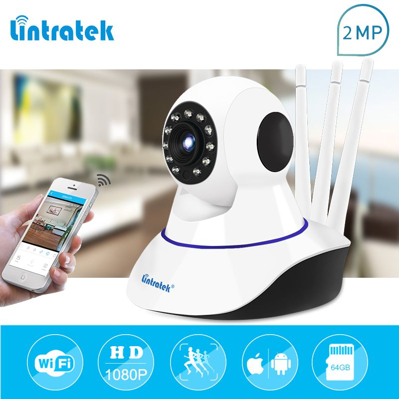Surveillance wifi CCTV IP Camera P2P wi-fi hd 1080P 2mp mini Wireless Home Security PTZ Camera Baby Monitor Babyphone IP Cam IR