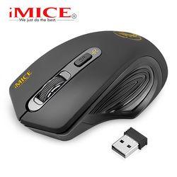 Imice USB Sans Fil souris 2000 DPI Réglable USB 3.0 Récepteur Optique Ordinateur Souris 2.4 GHz Ergonomique Souris Pour Ordinateur Portable PC souris