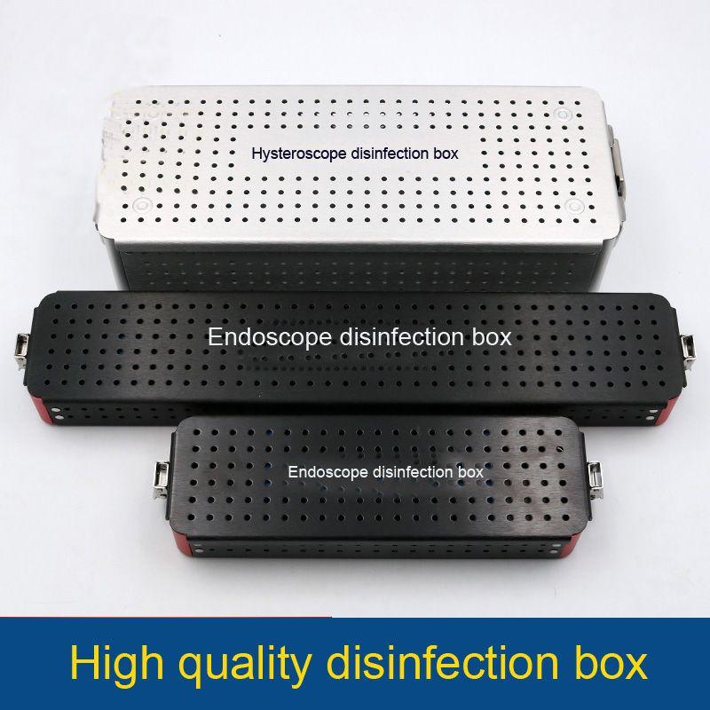 SML größe Ophthalmic mikrochirurgische instruments Chirurgische Autoklavierbar Chirurgie Silikon desinfektion box