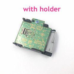 Asli Digunakan Modul dengan pemegang Slot Kartu SIM penggantian untuk PS Vita 1000 untuk PSV1000 3G Versi Konsol Game
