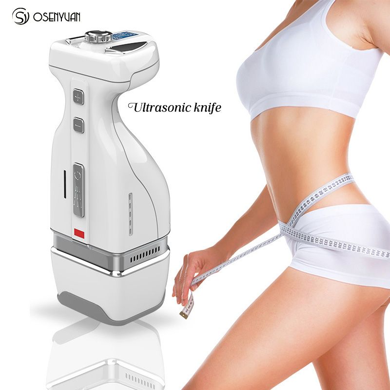 2018 HelloBody Handy MINI HIFU slimming device Focused RF Fat removal home-use slimming machine